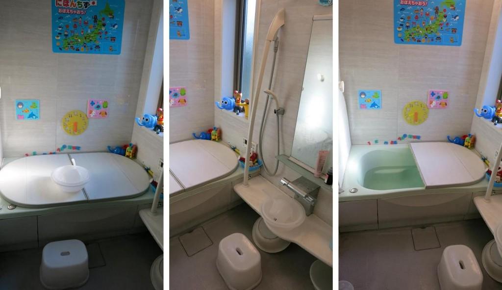 ofuro le bain japonais bien plus qu un bain le. Black Bedroom Furniture Sets. Home Design Ideas