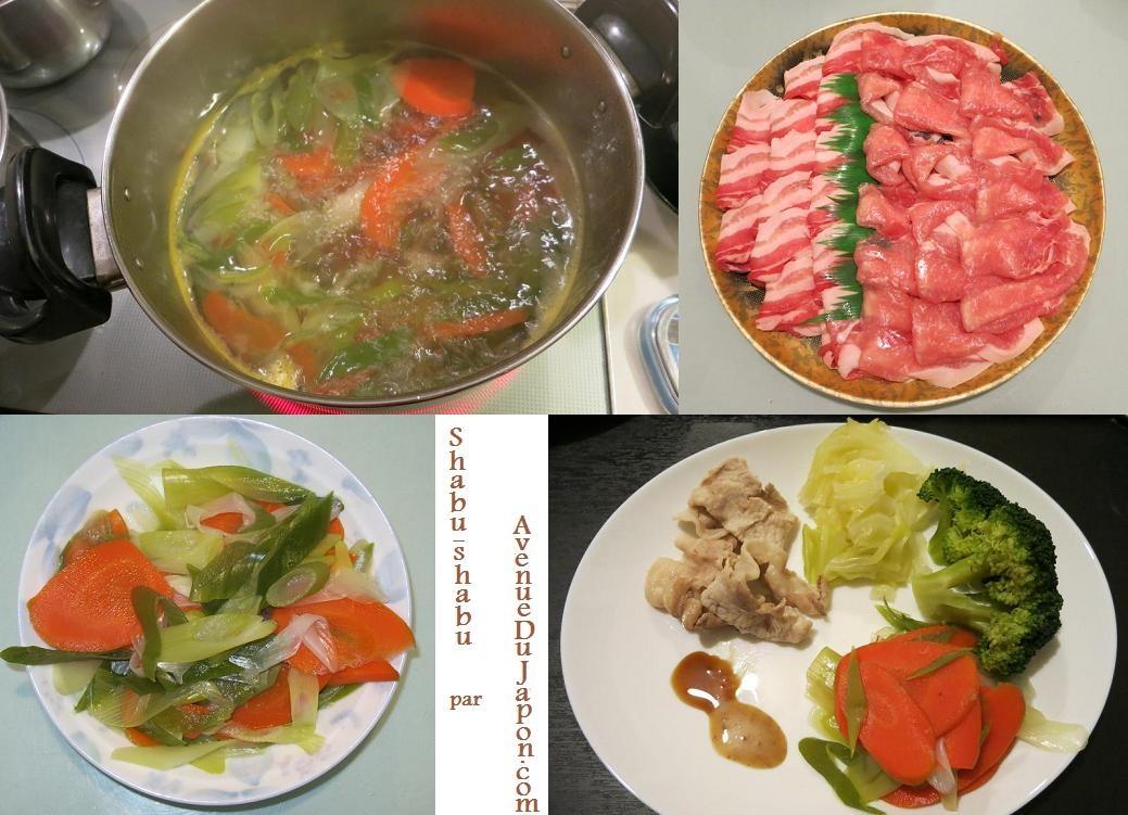 Le shabu shabu une recette japonaise tr s simple le for Accessoires cuisine japonaise